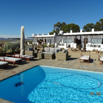 Five Star Chalet and Pool at the Game Reserve