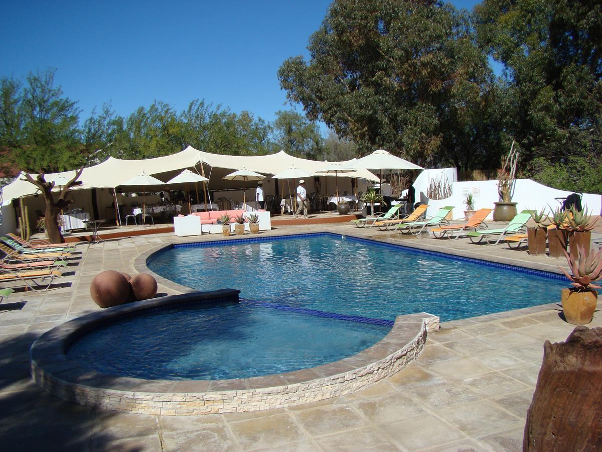 Game Reserve's Swimming Pool