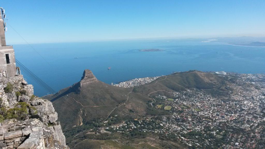 Table mountain africa explore safaris - Robben island and table mountain tour ...