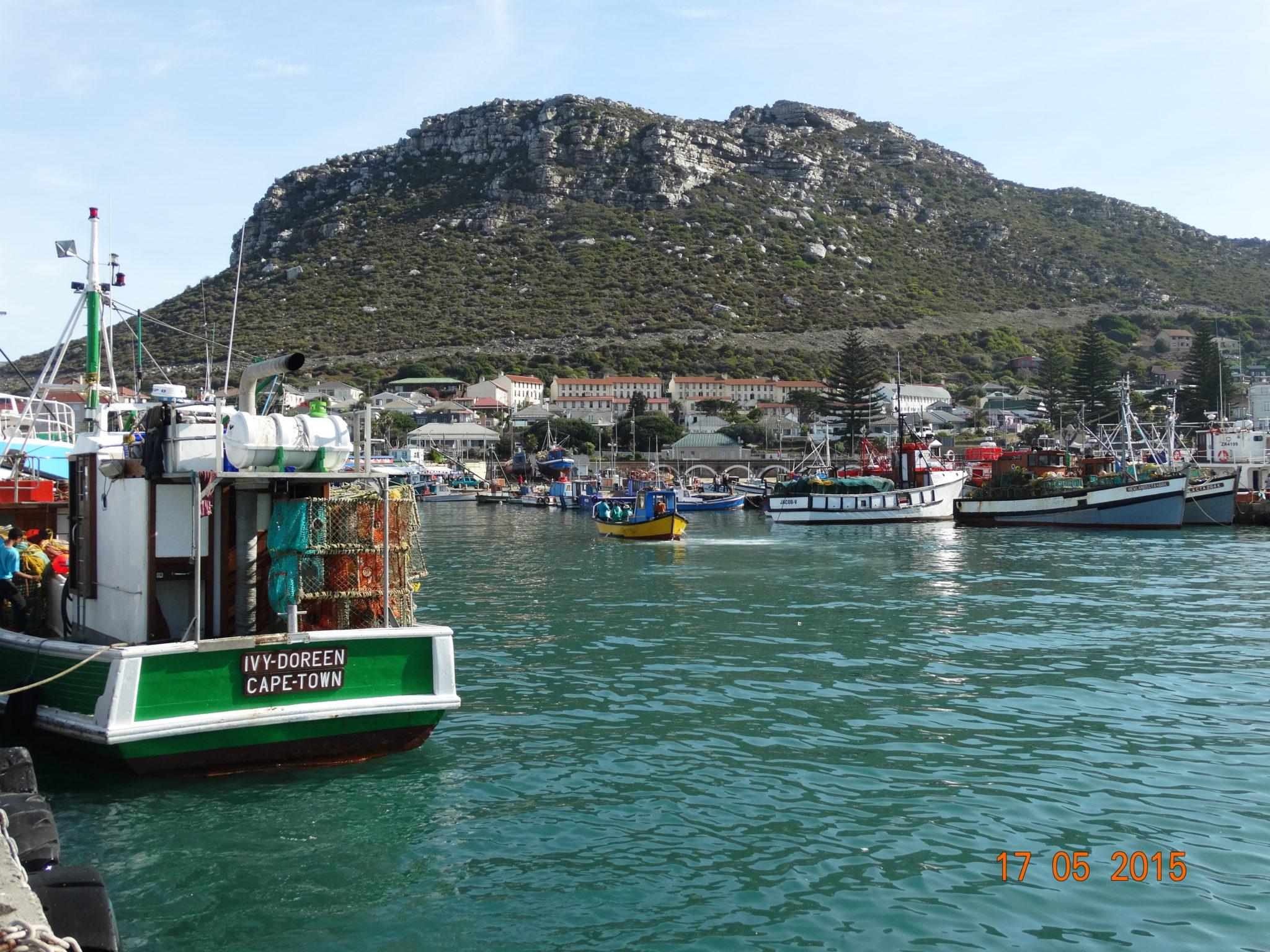 Kalk Bay Habour
