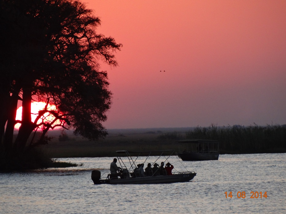 Sunset activities - Chobe National Park1