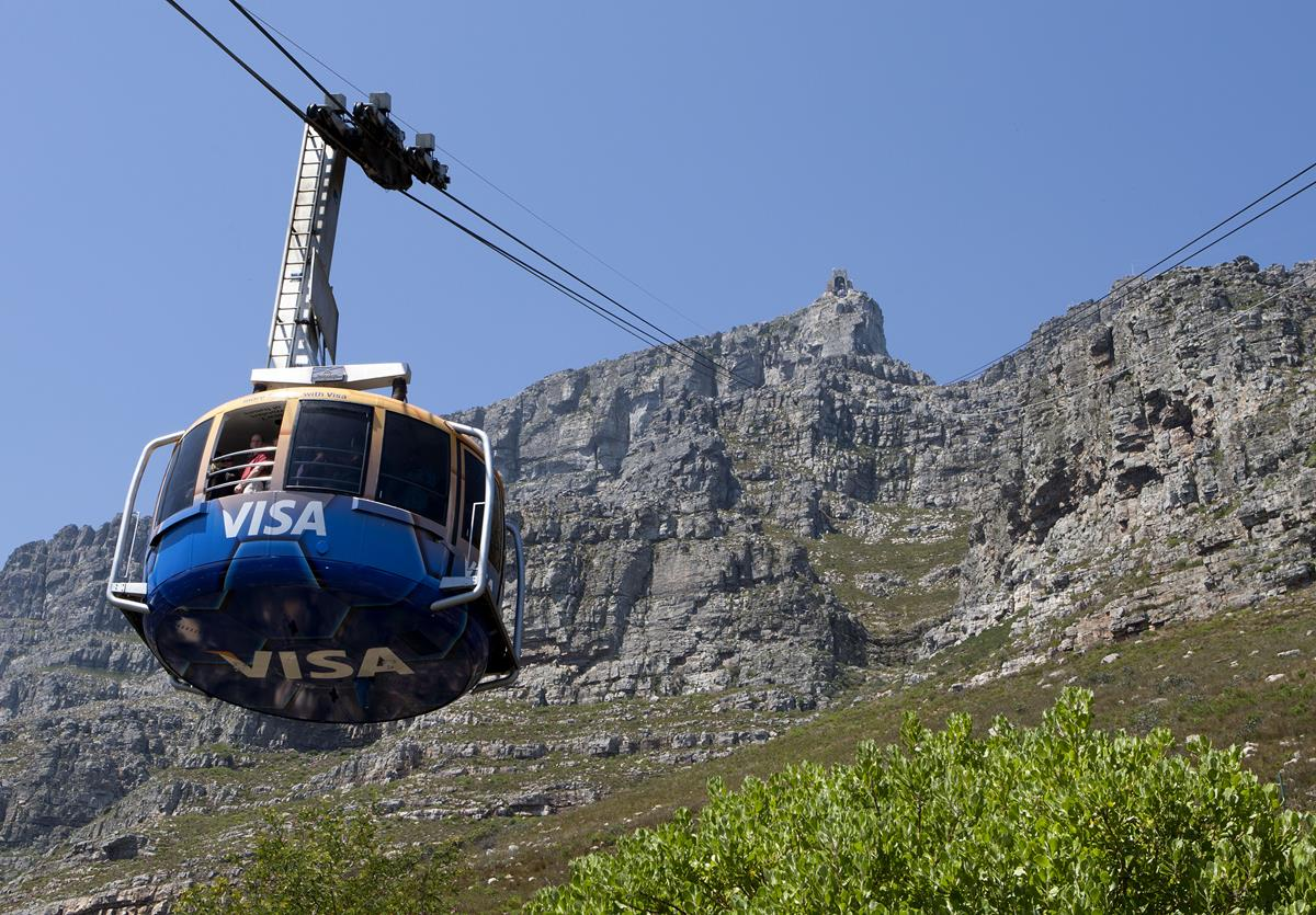 Table Mountain Aerial Cableway (Copy)