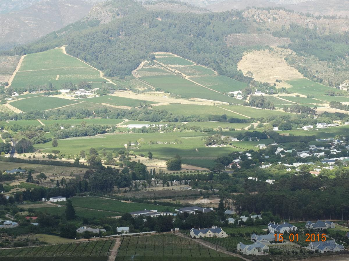The beautiful Cape Winelands