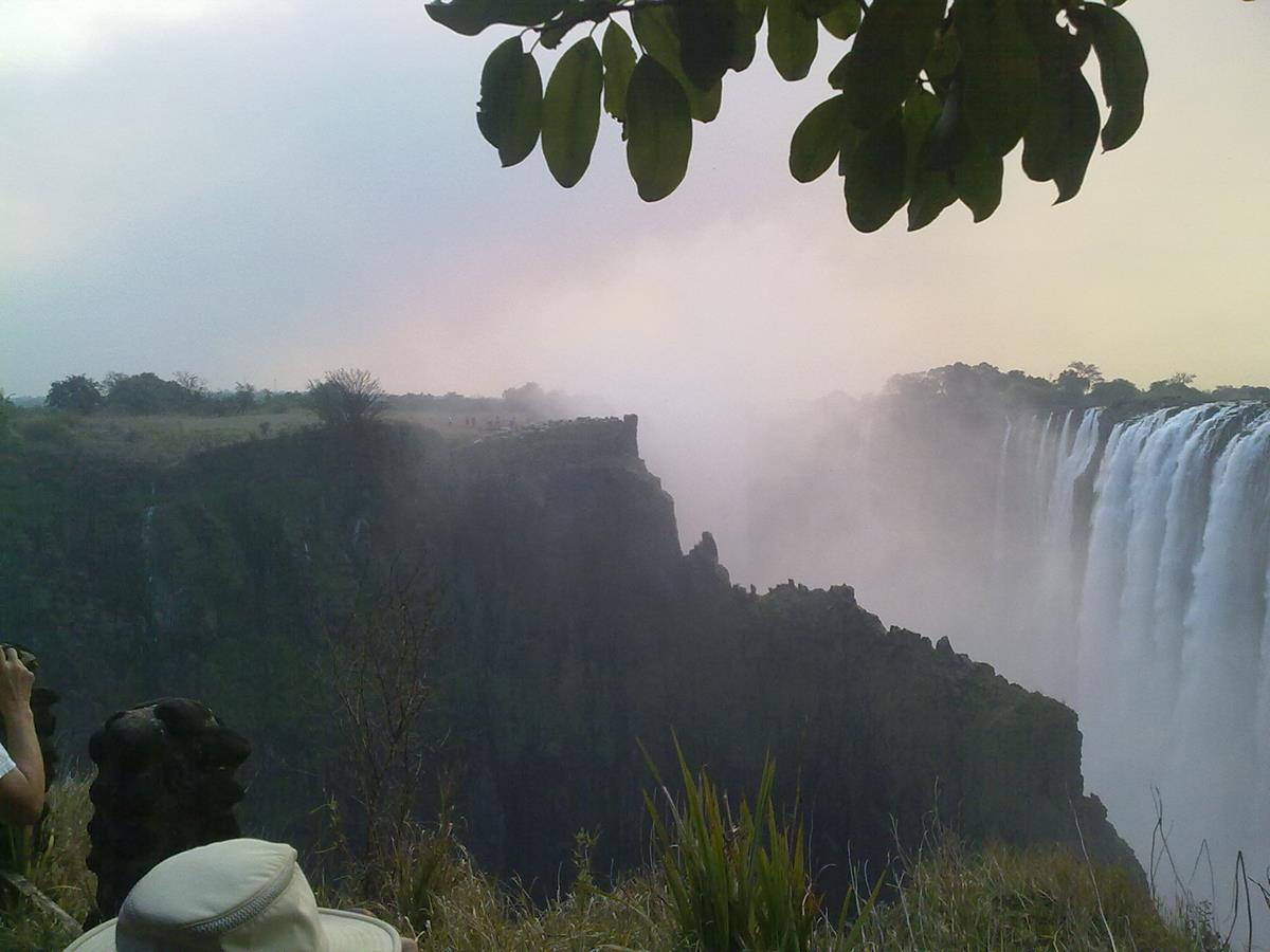 The magnificent Victoria Falls (Copy)