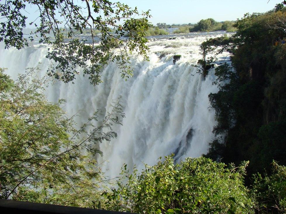 The Mighty Victoria Falls In Zambia & Zimbabwe