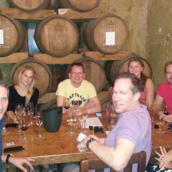 Wine tasting at Muratie Wine Estate (Copy)
