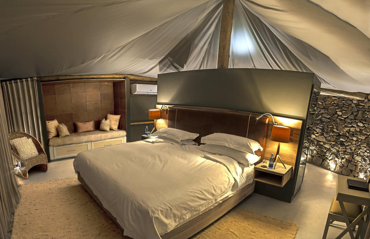 Dwyka Luxury Tented Camp at Sanbona Wildlife Reserve