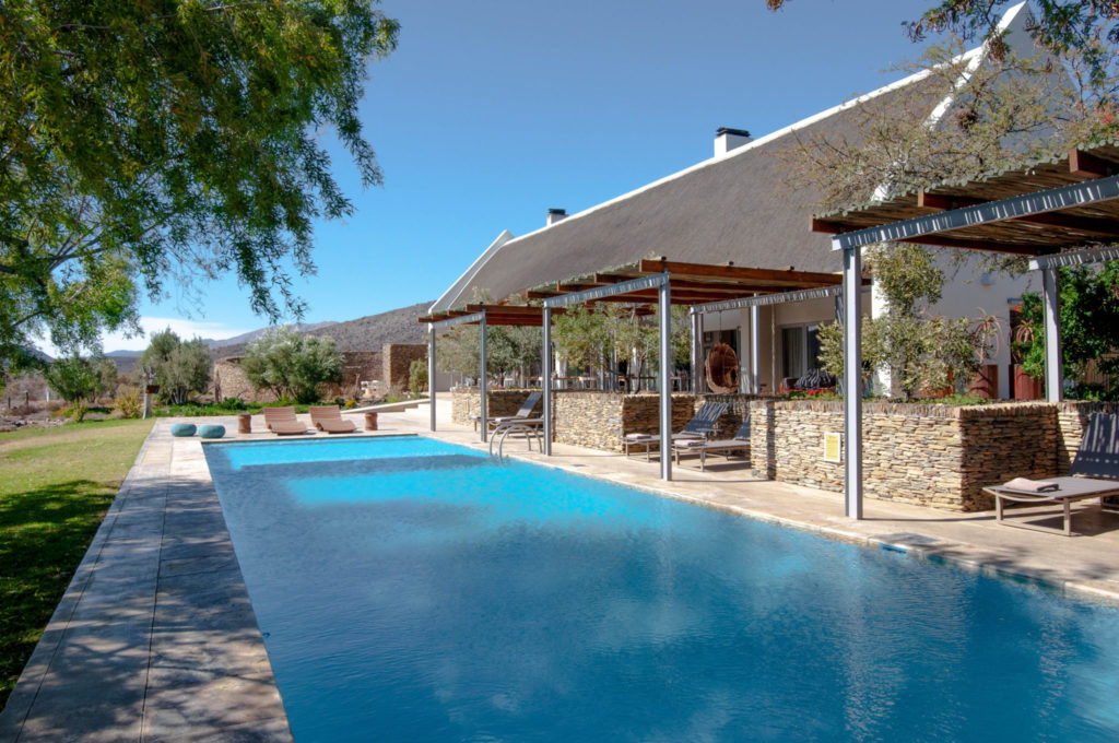 Luxury at Sanbona Wildlife Reserve