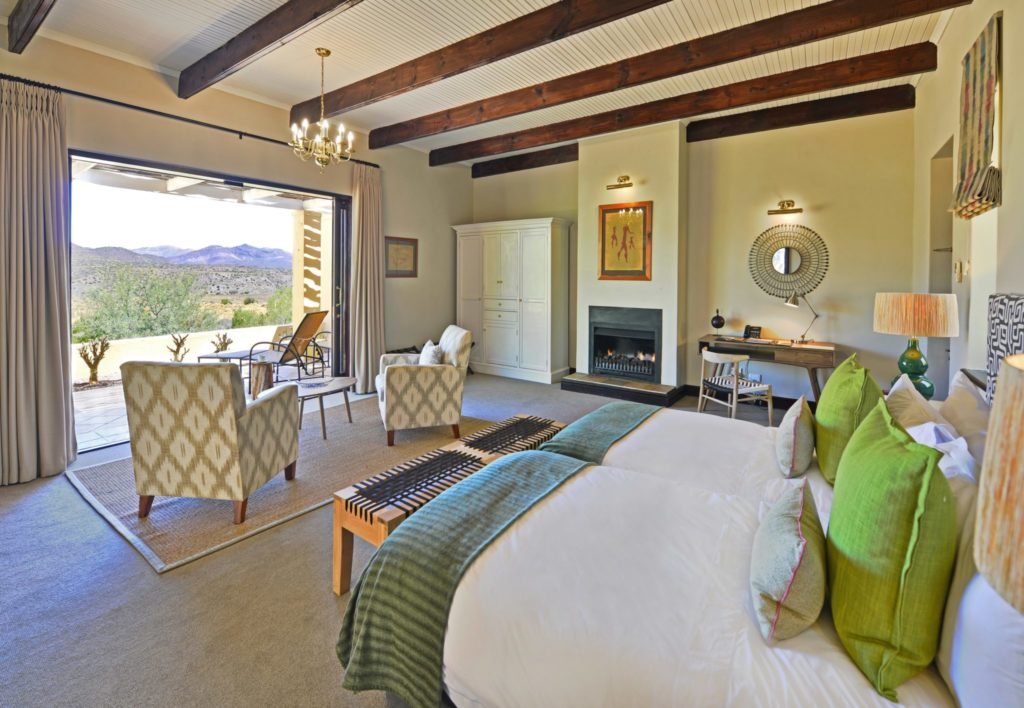 Sanbona Wildlife Reserve accommodation