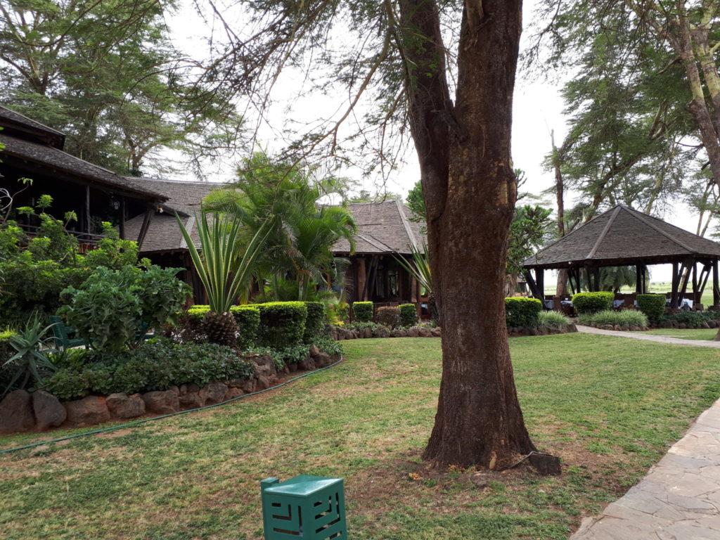 Ol Tukai Lodge in Amboseli